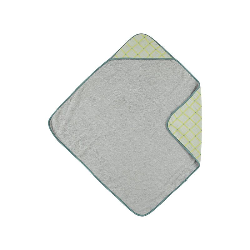 Kidscase-Home-wrapcape-check-light-grey-citzzy-kids-concept-store