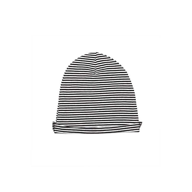 Mingo-black-white-stripes-beanie-citzzy-kids-concept-store