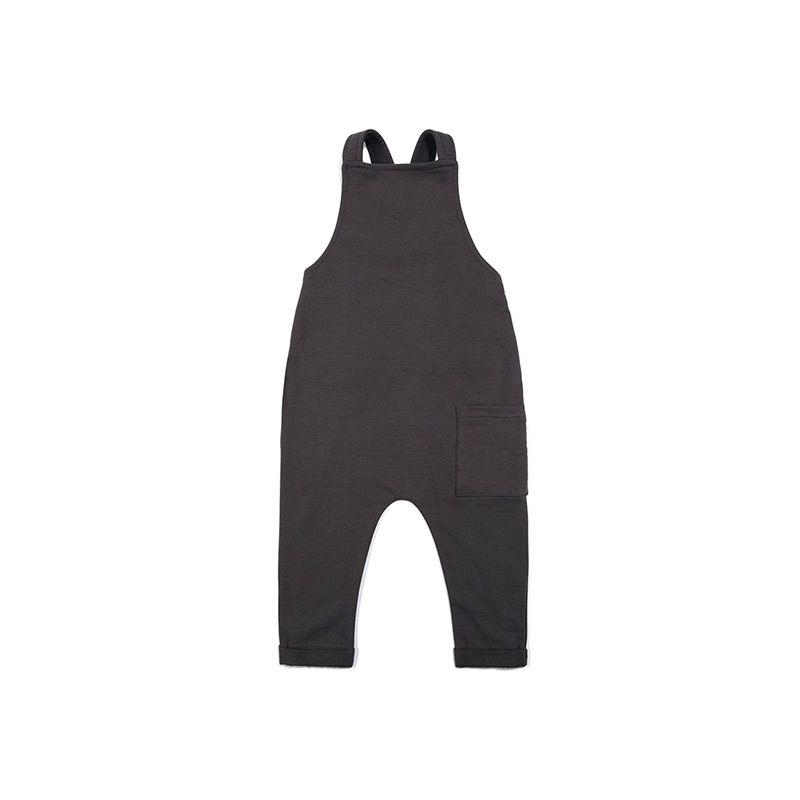 Philandphae-salopette-bobbi-graphite-citzzy-kids-concept-store
