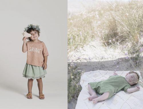 Tendencias de moda infantil para esta primavera-verano