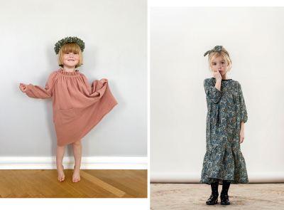 Looks de fiesta para niños y niñas