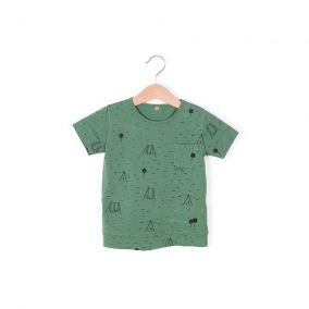 Camiseta columpios verde de Lotiekids