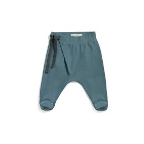 Harem footies pants balsam blue from Phil&phae