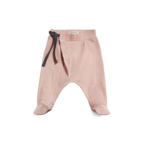 Harem footies pants blush from Phil&phae