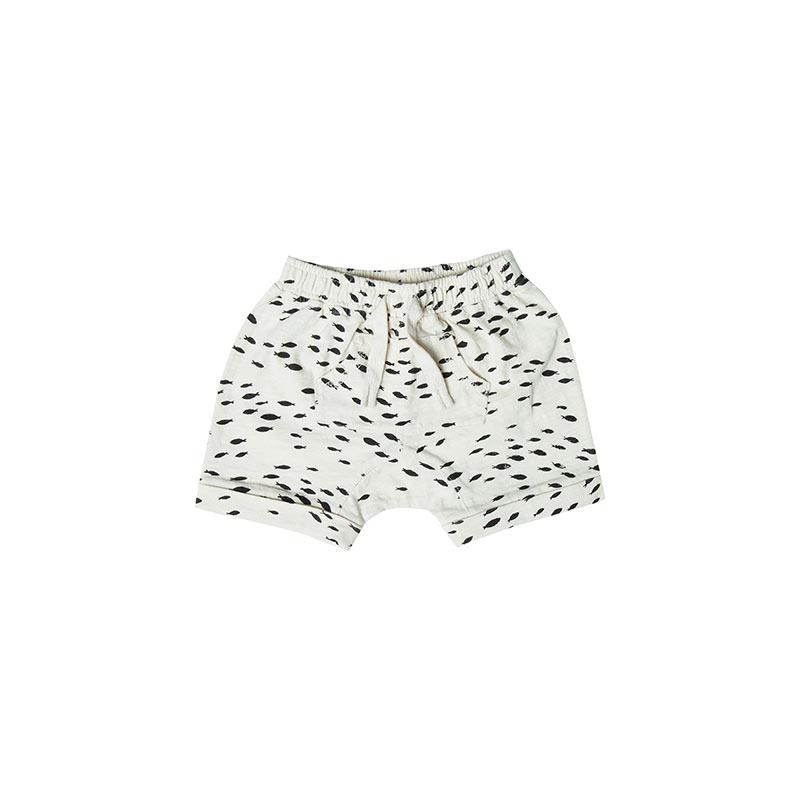 Shorts de peces de Rylee and Cru