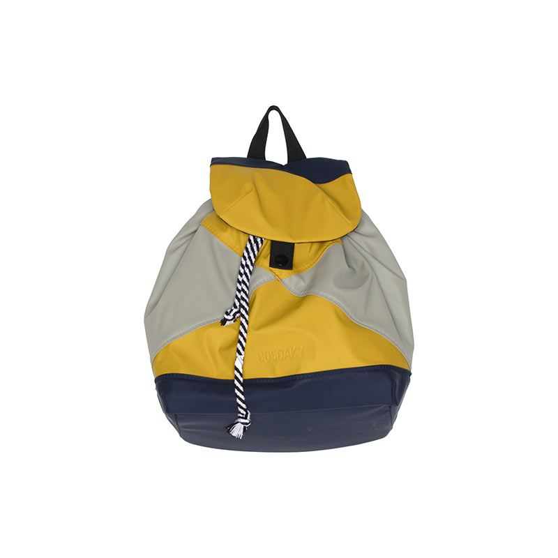Multicolor waterproof backpack from Gosoaky