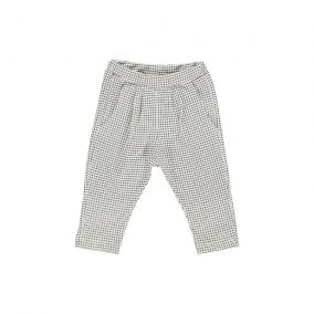 Pant relaxed grid from Gro Company