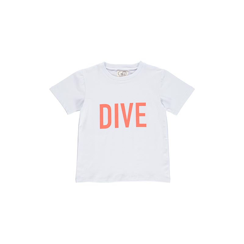 T-shirt Dive from Gro Company