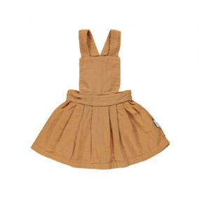 Pinafore iris cashew from Poudre Organic