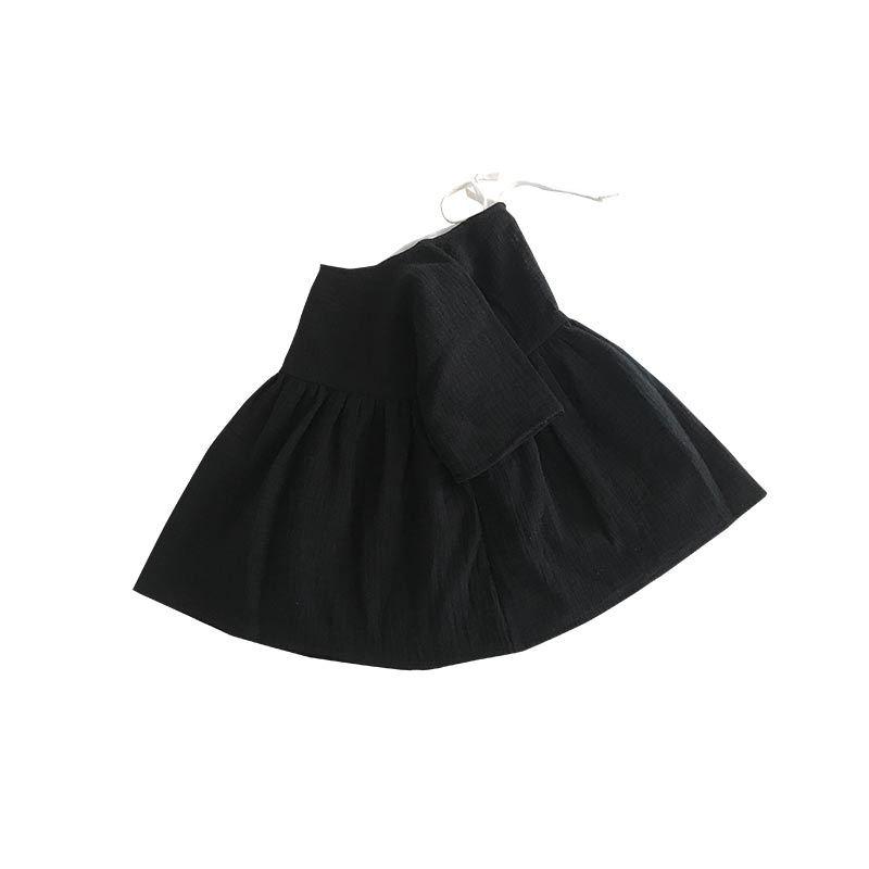 Vestido negro de Liilu