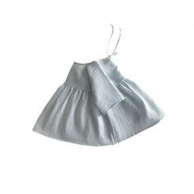 Vestido azul claro de Liilu
