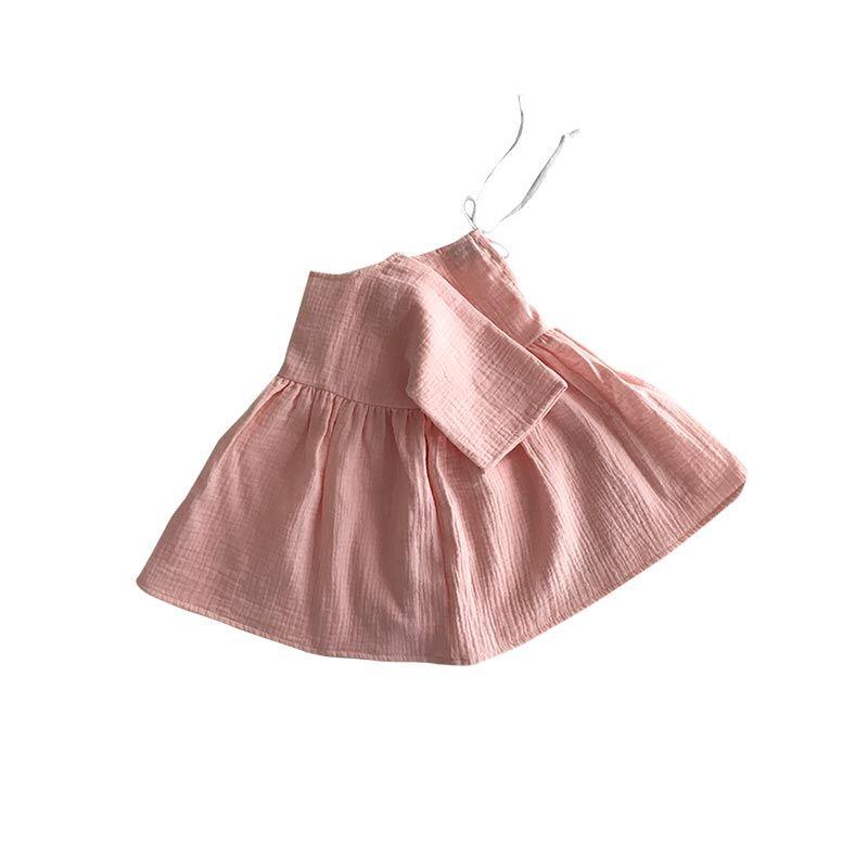 Vestido rosa claro de Liilu