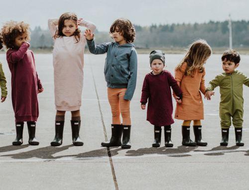 Little Hedonist: prendas orgánicas, unisex y cómodas