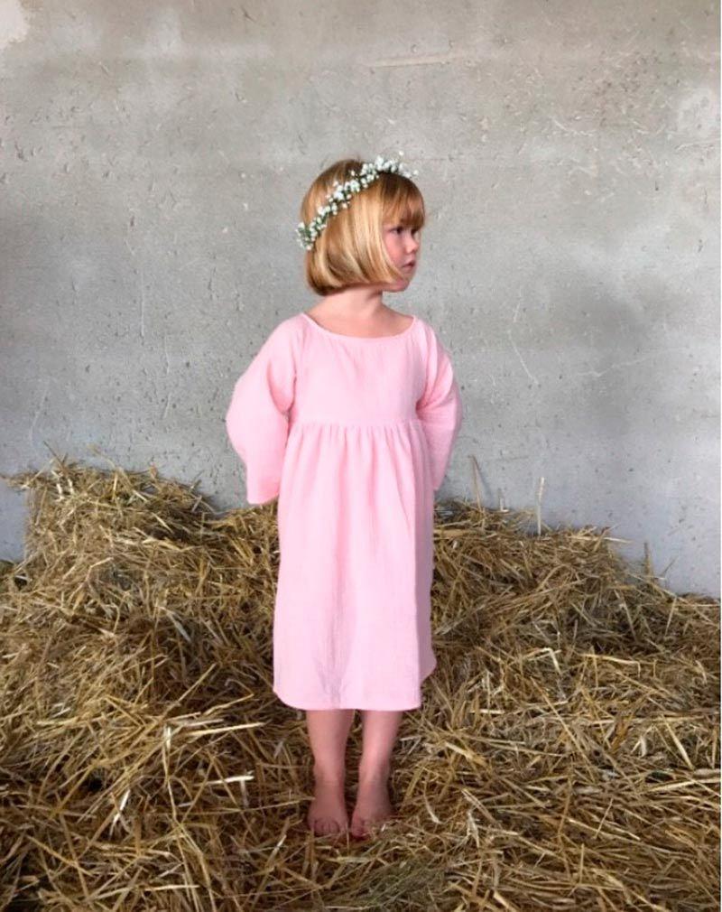 Light pink dress from Liilu