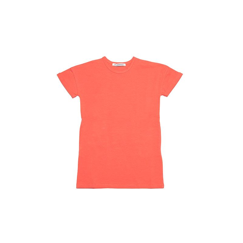 Dress T-shirt rain deep sea coral from Mingo