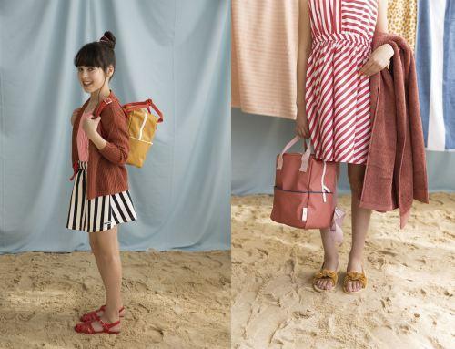 Sticky lemon: las mochilas no son sólo para el cole
