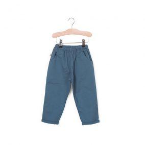 Pantalones anchos azul de Lotiekids
