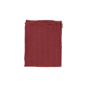Scarf swaddle small syrah from Poudre Organic