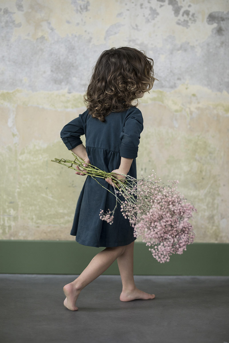Deep teal dress from Phil&phae
