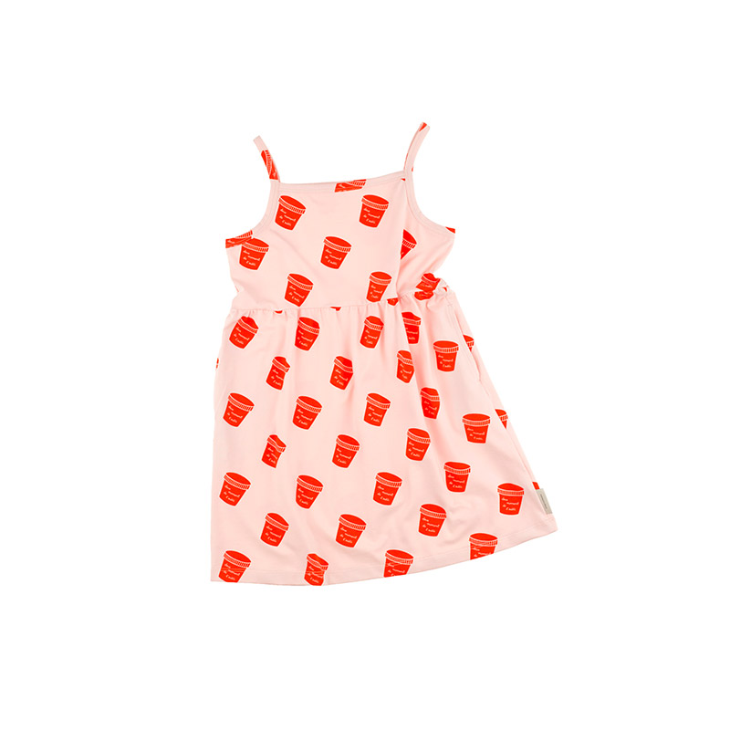 Ice Cream Pots dress from Tinycottons
