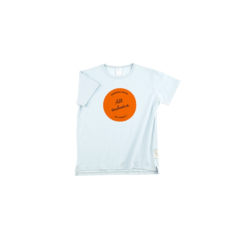 All inclusive relaxed tee from Tinycottons