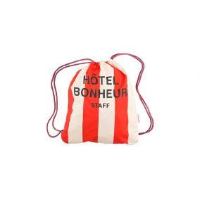 Beach bag Hotel Bonheur from Tinycottons