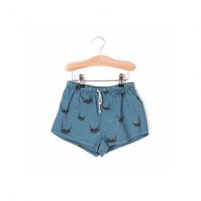 Shorts baño azul hamacas de Lotiekids