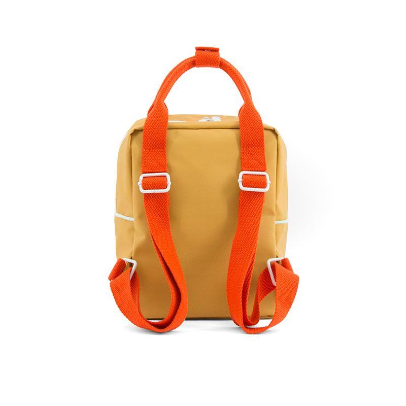Small backpack teddy caramel fudge from Sticky Lemon