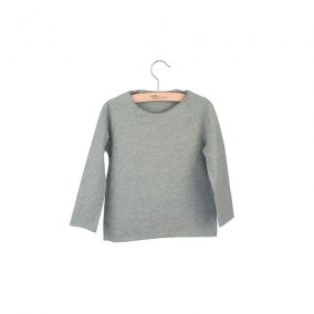 Sweater Jonathan grey melee from Little Hedonist