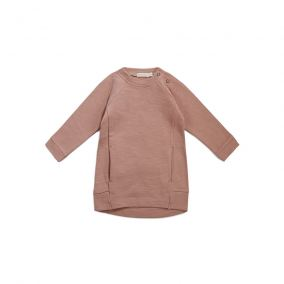 Sweater dress dusty blush from Phil&phae