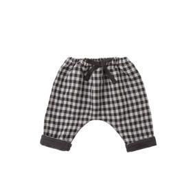 pantalon-cuadros-negro-gris-tocoto-vintage-citzzy-kids-concept-store