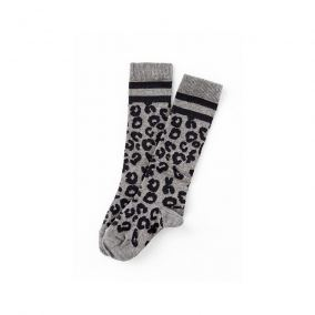 Animal print socks from Tocoto Vintage