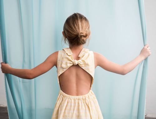 Vestidos de fiesta y ropa infantil para celebrar a lo grande