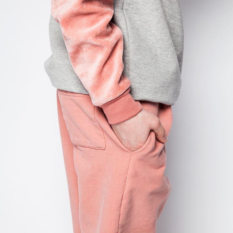 Chino pants raspberry from Mingo