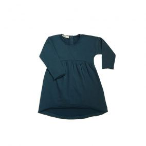Deep teal dress from Phil&phae