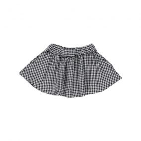 Short skirt gingham from Poudre Organic