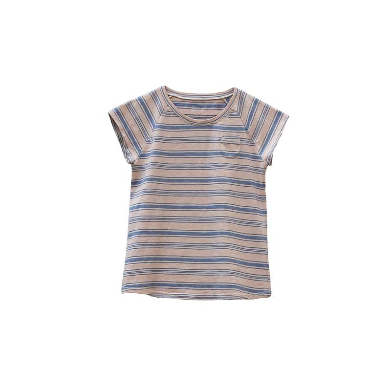 Camiseta de rayas Chic de Le Petit Germain