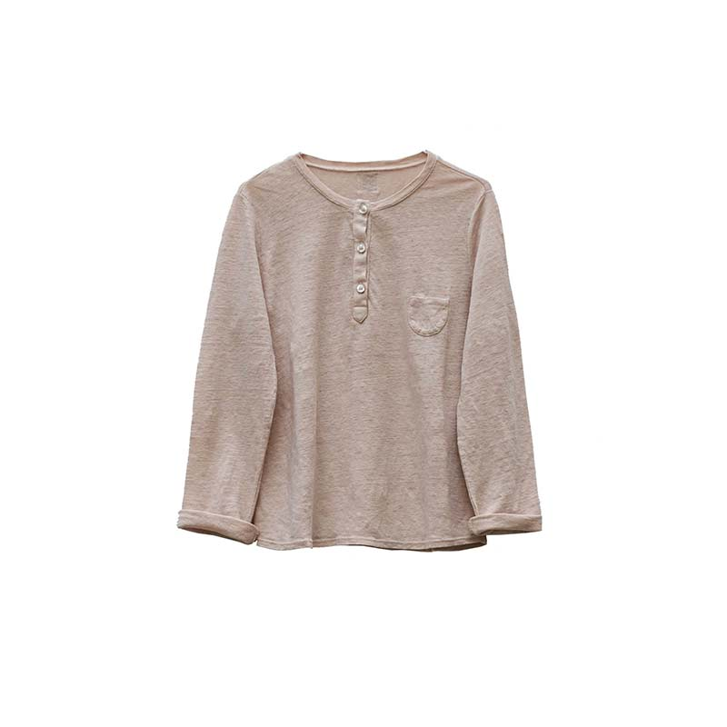 Camiseta manga larga Orson de Le Petit Germain