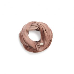 Scarf velvet dusty blush from Phil&phae
