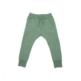Slimfit jogger duck green from Mingo
