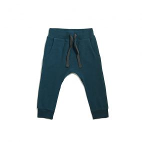 Sweatpants deep teal from Phil&phae