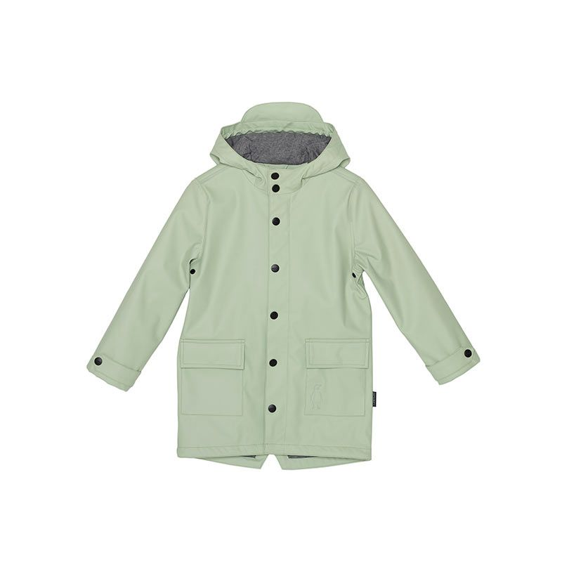 Wild Geese lined unisex green jacket from Gosoaky